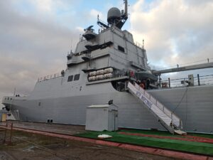 Илл.2 Большой десантный корабль «Петр Моргунов». Источник: ДИМК МО РФ